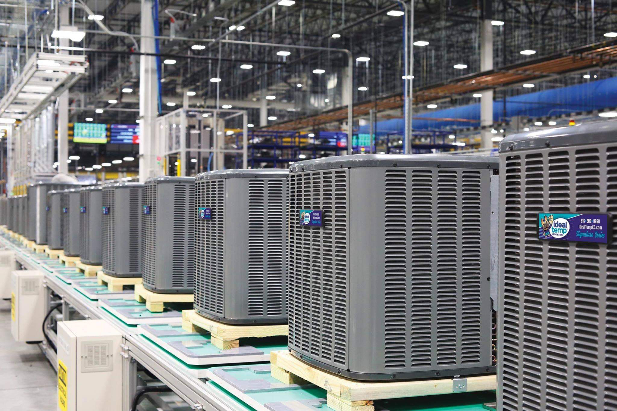 Ideal Temp Air Conditioning Units
