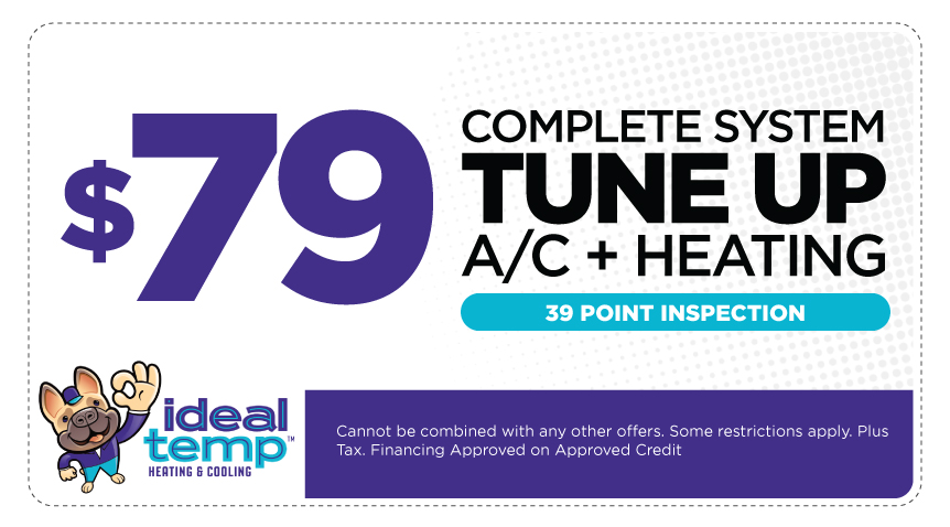 $79 Complete System Tune Up (conditions apply)