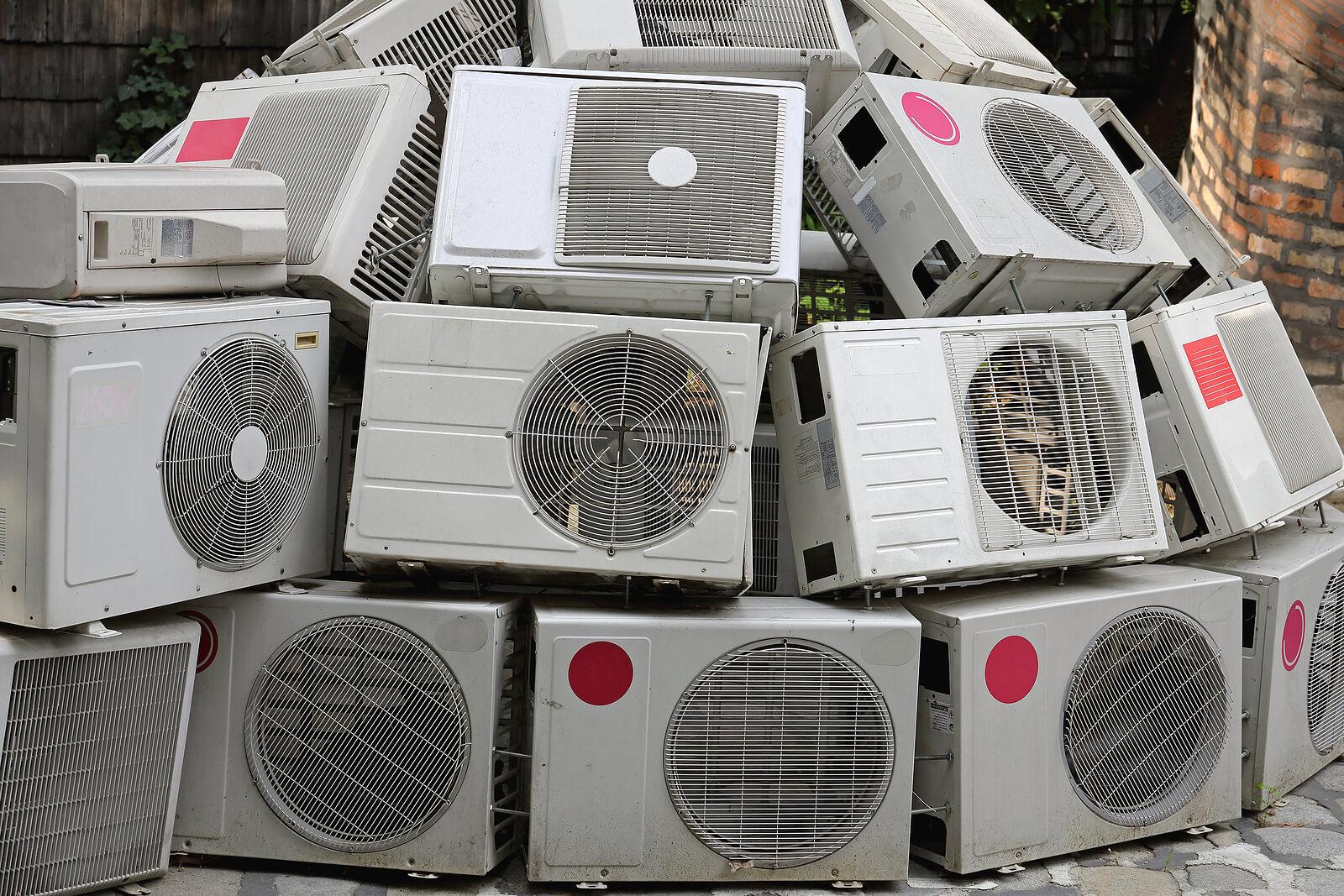 Proper AC Disposal