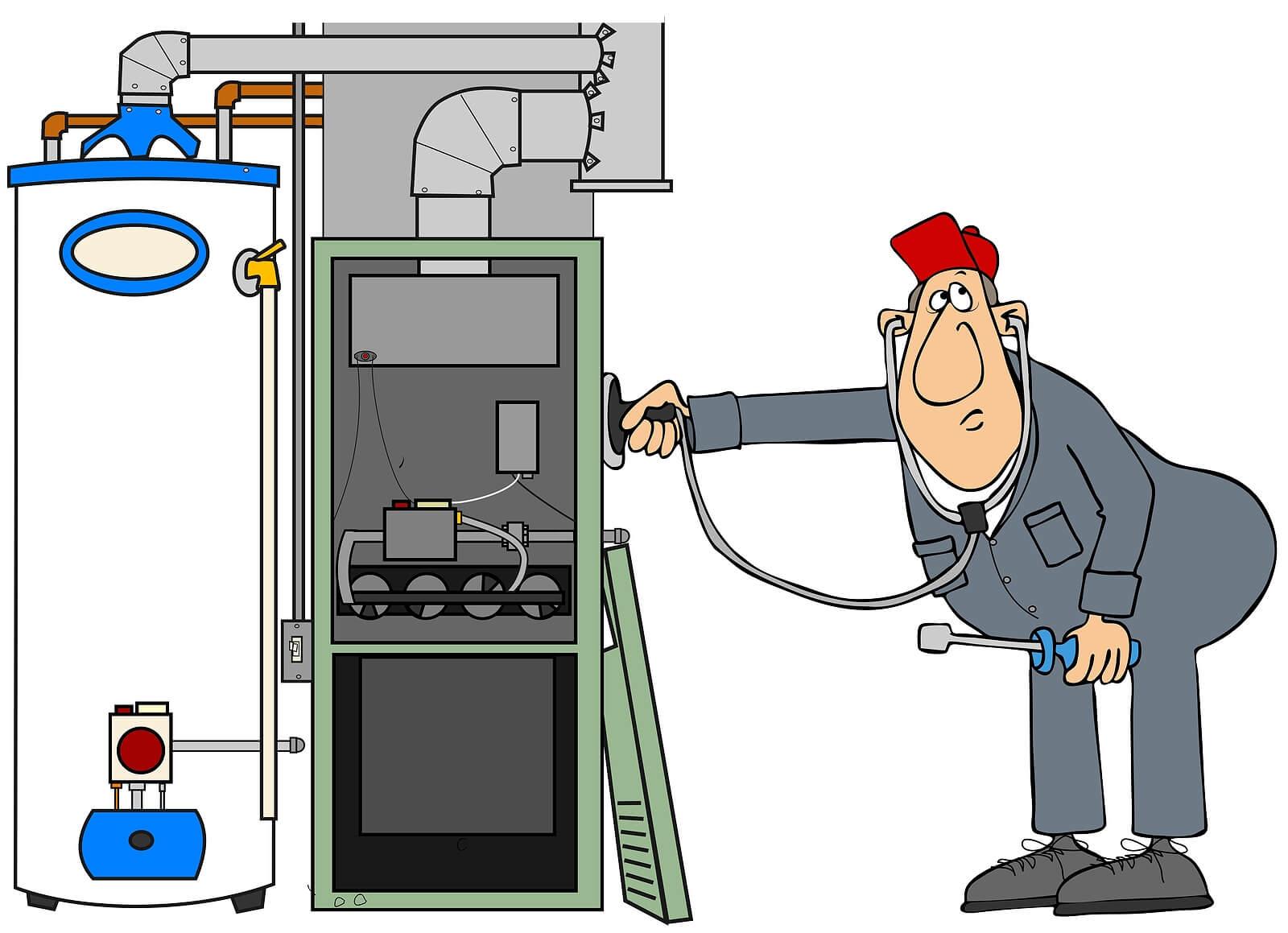 HVAC troubleshooting